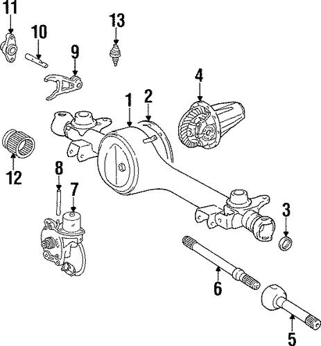 1997 lexus lx450 parts catalog