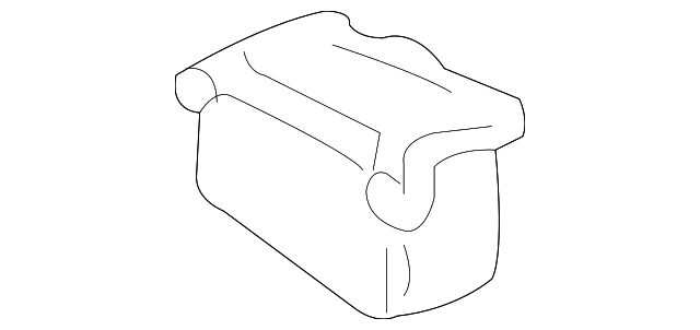 Cup Holder - Toyota (55620-33120)