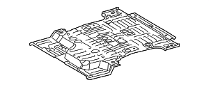 Floor Pan - Toyota (58311-0C040)