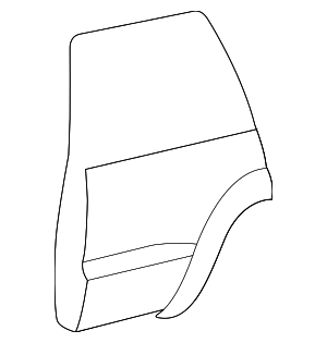 Door Shell - Toyota (67003-60411)