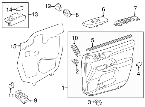 Water Shield - Toyota (67832-0E060)