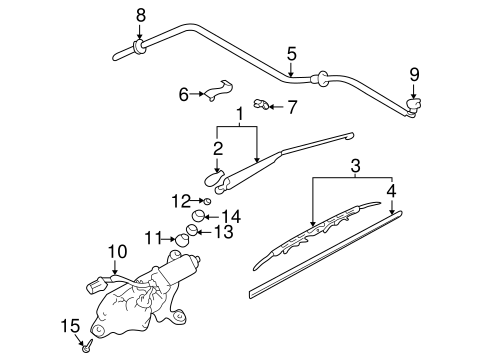 Wiper And Washer Components Scat