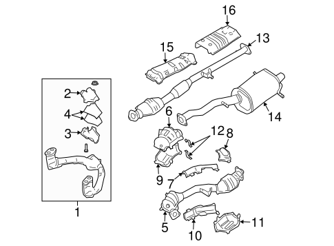 Subaru Outback And Legacy Parts Manual further Mazda Miata Clutch Diagram Html together with Exhaust  ponents Scat together with Diagrams 1998 Subaru Forester Exhaust further Subaru Impreza Fuse Box. on 2005 subaru outback exhaust system