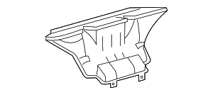 Center Duct - Toyota (55870-60060)