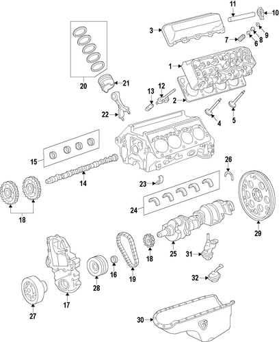 mounts for 1997 gmc savana 2500