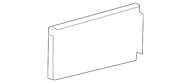 Front Extension - Toyota (57114-08020)