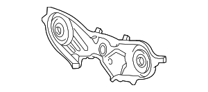 Front Cover - Toyota (11304-20902)