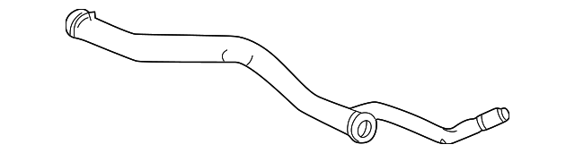 Connector Pipe - Honda (19505-P8F-A00)