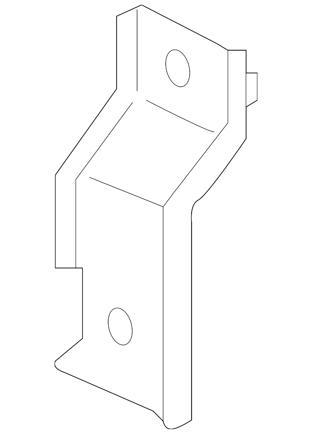 2013 Honda INSIGHT LX BRACKET, HORN - (38101TM8000)