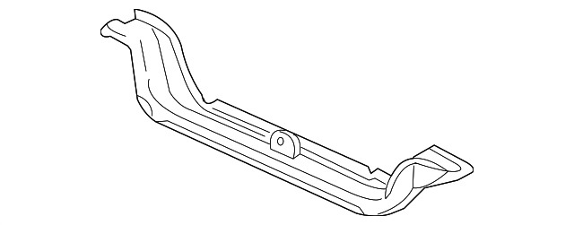 Lower Tie Bar - Honda (04603-SJC-A01ZZ)