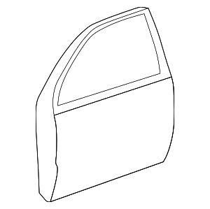 Door Shell - Toyota (67002-AA053)