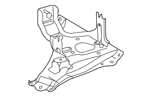 Mount Bracket - Toyota (53708-47041)
