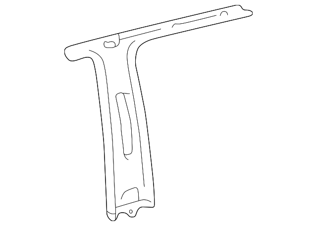 Center Pillar Trim - Toyota (62420-AA011-B0)