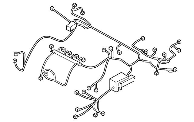 engine harness for 2010 kia soul   potamkin parts