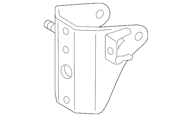 Rear Bracket - Toyota (12321-37060)