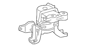 Side Mount - Toyota (12305-37301)