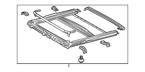 Frame Assembly - Toyota (63203-AC011)