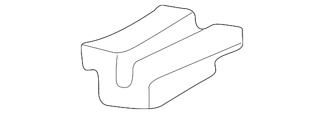 OEM Honda 60817-SR3-300ZZ - Jacking Bracket
