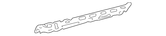 Inner Rocker Reinforcement - Toyota (57487-33050)