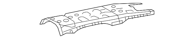 Center Reinforced - Toyota (58102-04020)