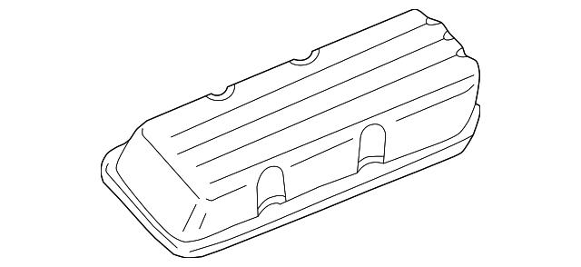 valve cover for 2004 pontiac grand prix