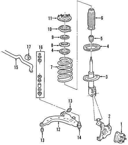 2009 Impala Front Suspension Schematic Electrical Wiring Diagrams