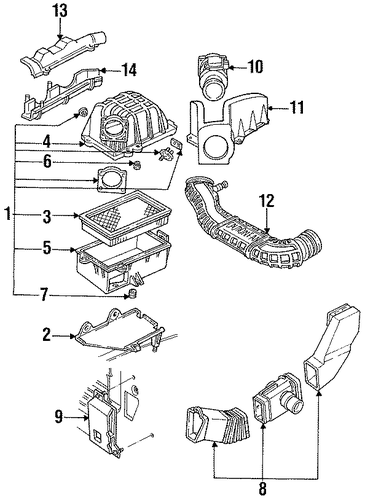 1990 jeep cherokee pioneer parts diagram  jeep  auto