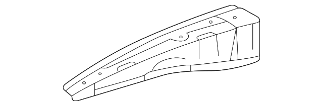 Upper Rail - Toyota (53731-42010)
