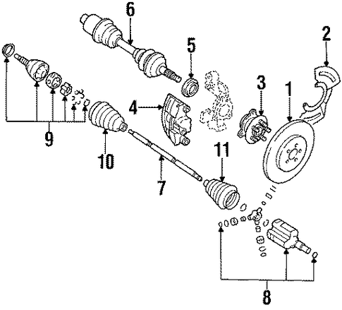 T1840397 Wiring diagram electric start dtr 125 additionally Replace coolant temperature sensor additionally Where Is The Crank Sensor On A 1998 Chevy Silverado 1500 Truck 827358 in addition Chevy 4 3 Vortec Distributor Wiring Diagram likewise Repair engine using an engine short block  z16xep. on 7 3 engine wiring harness
