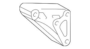 Mount Bracket - Toyota (12511-20020)