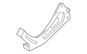 Adjust Bracket - Toyota (12514-0A010)