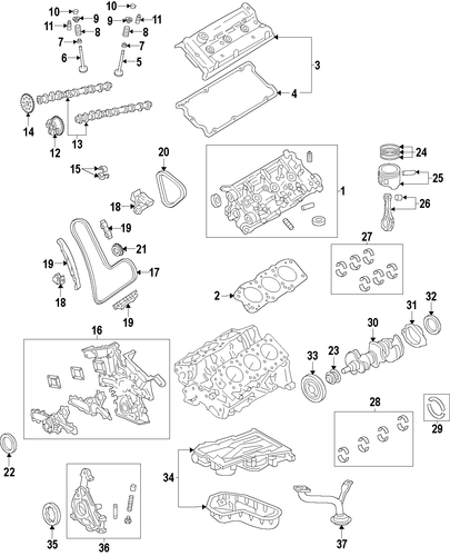 Chain Tensioner - Toyota (13540-31010)