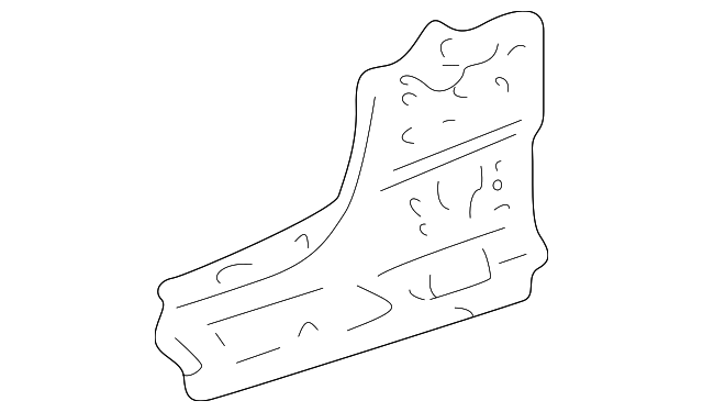 Support - Toyota (57629-0C021)