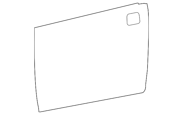 Outer Panel - Toyota (67112-AE010)
