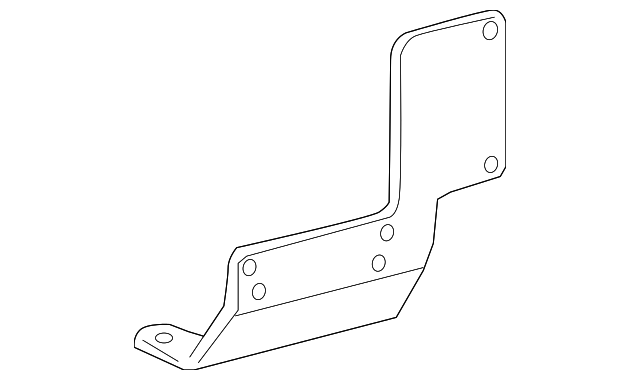 ignition coil front bracket
