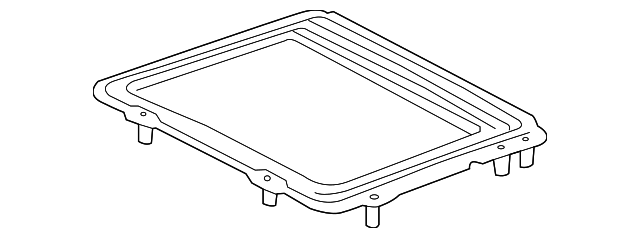 Sunroof Reinforced - Toyota (63142-12080)