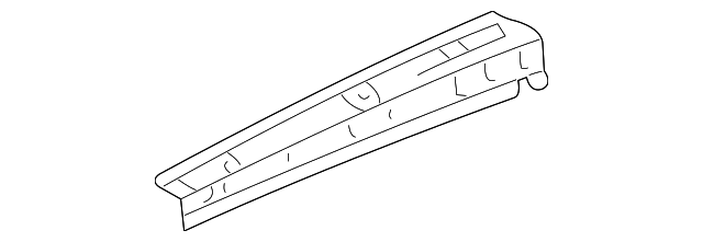 Upper Rail - Toyota (53732-48020)