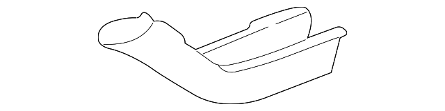 Rear Rail - Toyota (57192-48010)