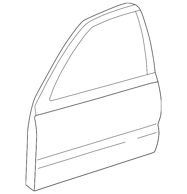 Door Shell - Toyota (67001-35570)