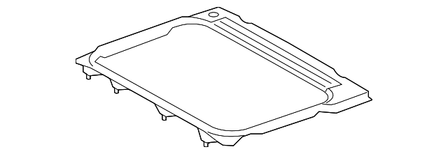 Sunroof Reinforced - Toyota (63142-33060)