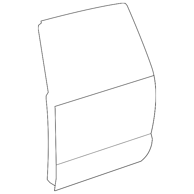Door Shell - Toyota (67003-0C112)