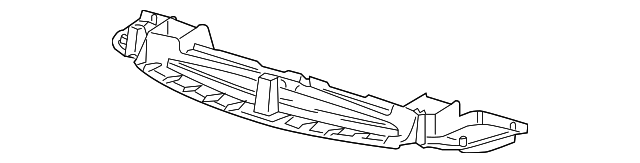 Lower Deflector - GM (15246564)