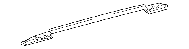 Side Rail - Toyota (63460-48061)