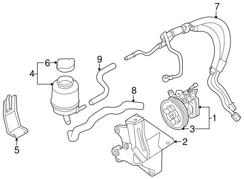 Subaru Wrx Power Steering Pump