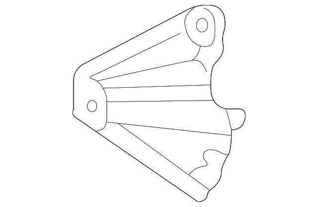 Mount Bracket - Toyota (61165-AA010)