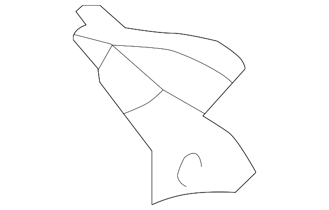 Side Reinforced - Toyota (61736-52110)