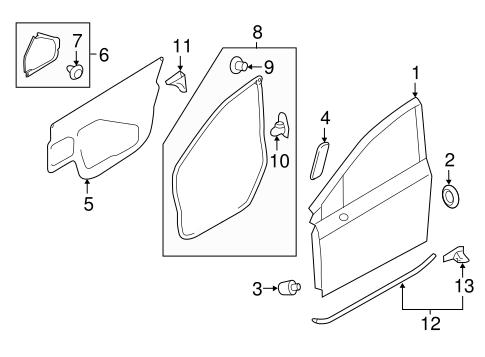 Door And Components Scat