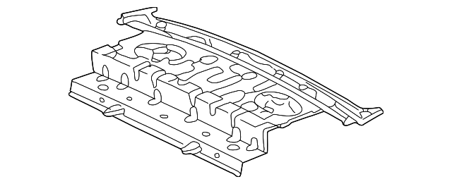 Package Tray - Toyota (64101-02100)