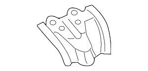 Side Reinforced - Toyota (61247-02070)