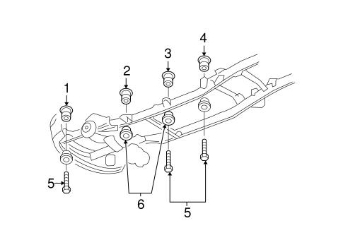 Jeep Wrangler Frame Diagram